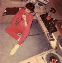 Storia di Radio Gioiosa Marina, anno 1982. Foto con Massimo Staltari