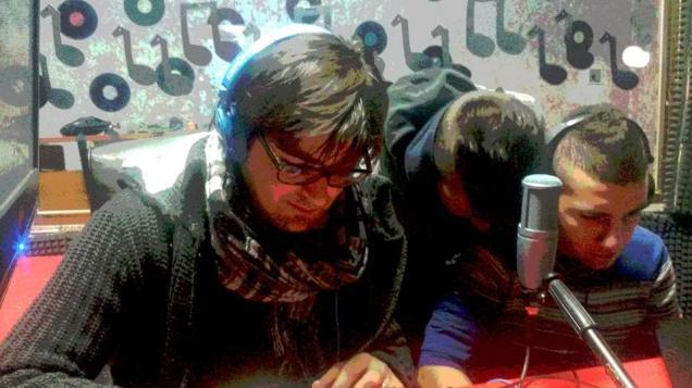 Fabio Albanese Staff Radio Gioiosa Marina 1