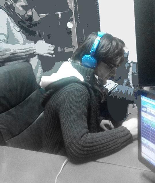 Fabio Albanese Staff Radio Gioiosa Marina 2