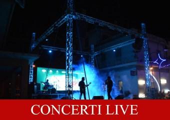 I migliori concerti live di gruppi musicali e solisti