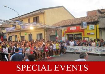 Eventi speciali (Maratone, Feste, Convegni…)