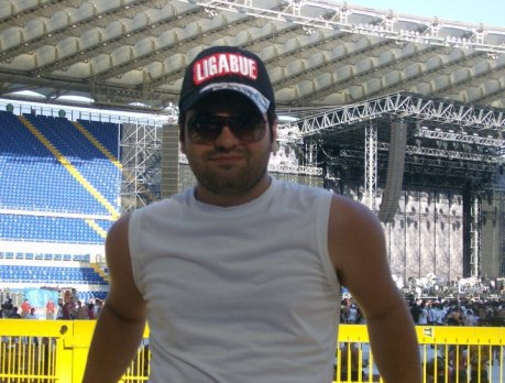 Staff di Radio Gioiosa Marina - Marco Lucà Olimpico Roma RGM Service Audio Luci