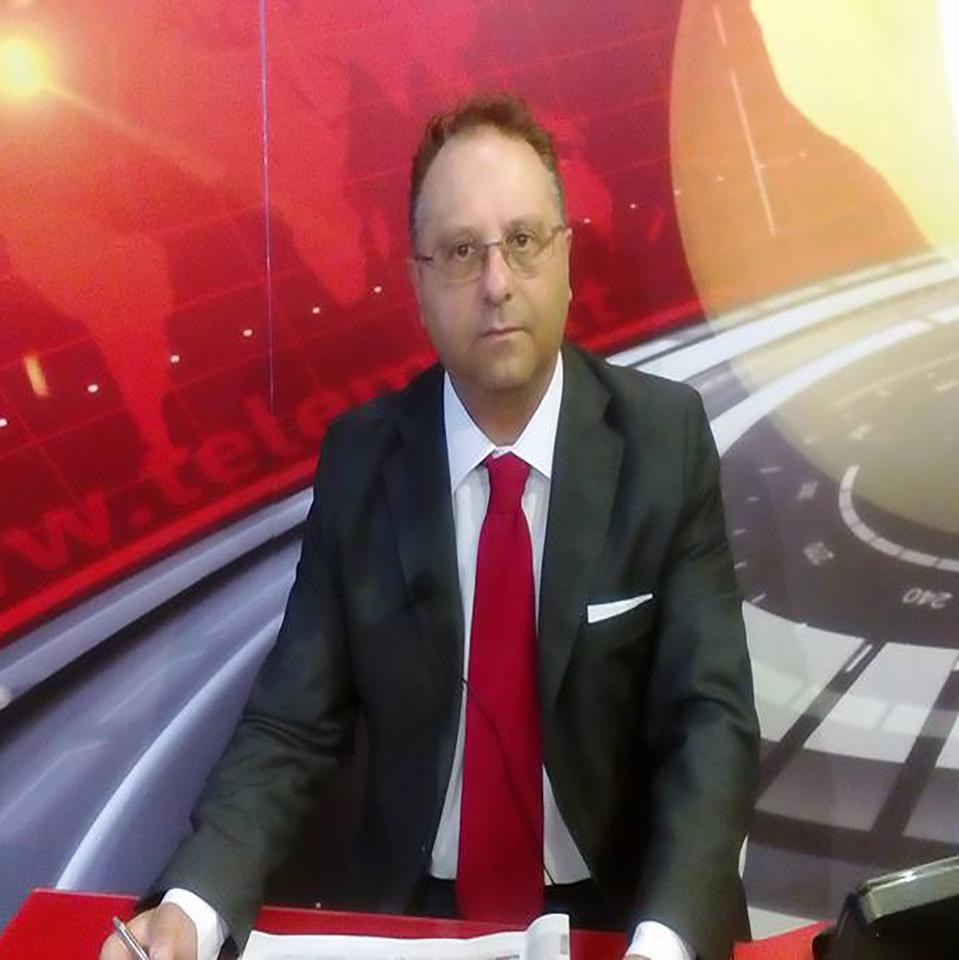 Staff di Radio Gioiosa Marina - Nicodemo Barillaro Radio Giornale Buon Giorno Locride