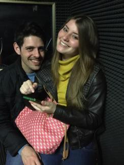 Serena Lucà Staff Radio Gioiosa Marina 3
