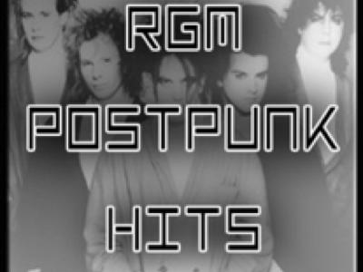 Logo RGM post punk hits Radio Gioiosa Marina