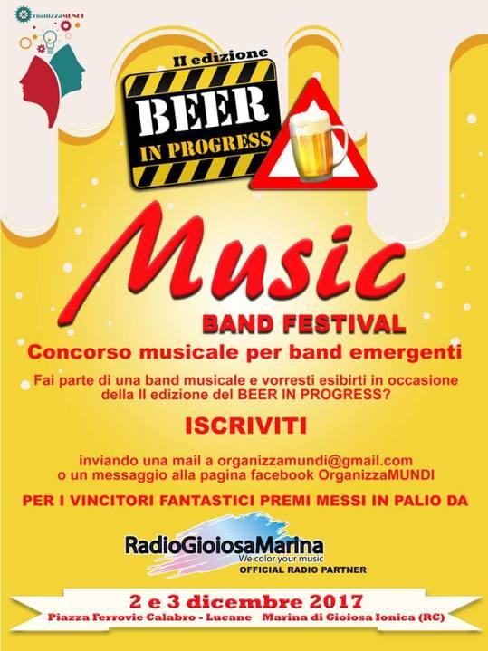 locandina-concorso-band-emergenti-beerinprogress-organizzamundi-radio-gioiosa-marina