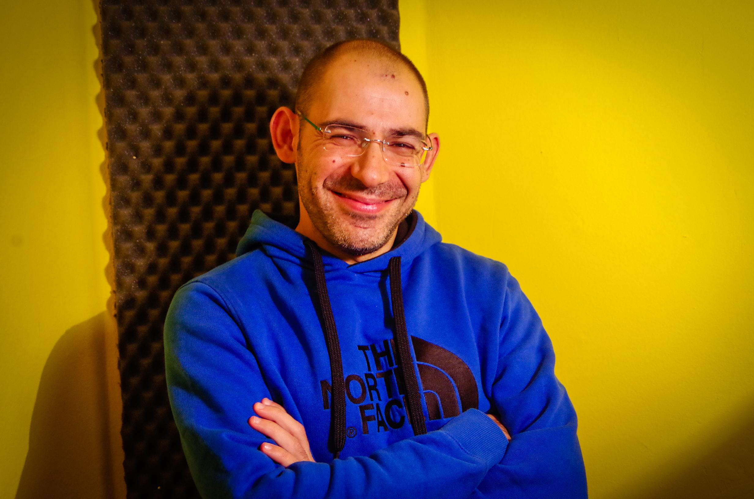 """Federico Quarato - """"Fede"""" radio gioiosa marina"""