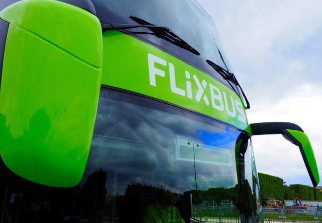 flixbus immagine autobus