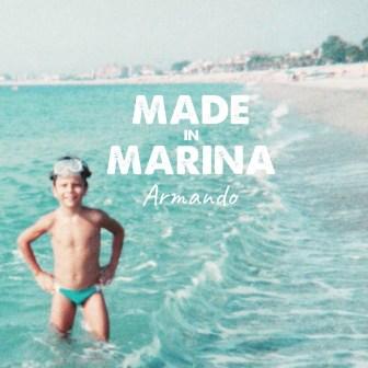 cover singolo made in marina armando quattrone 2019