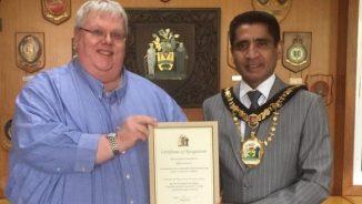 Mayor of Harrow