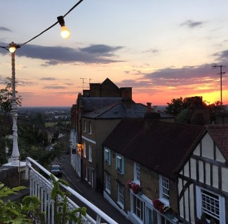 DAY 27 - Sun 26th July - Harrow on the Hill by @davidjamesmurray