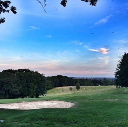 DAY 56 - Wed 26th Aug - Pinner Golf Club by @bidabadabing