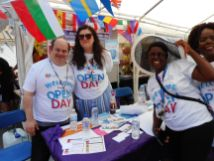 NHS Open Day 2018