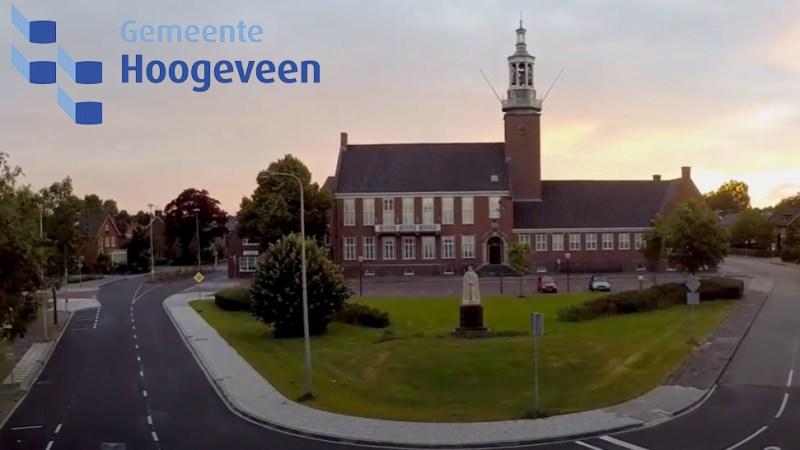 Presentatie nieuwe wethouders live bij Radio Hoogeveen