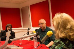 MARK STRINGER SI GABRIEL BEBESELEA LA RADIO IASI - 02 04 2015_07