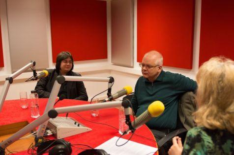 MARK STRINGER SI GABRIEL BEBESELEA LA RADIO IASI - 02 04 2015_15