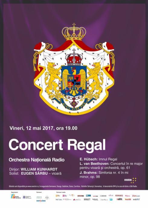 Concert Regal afis