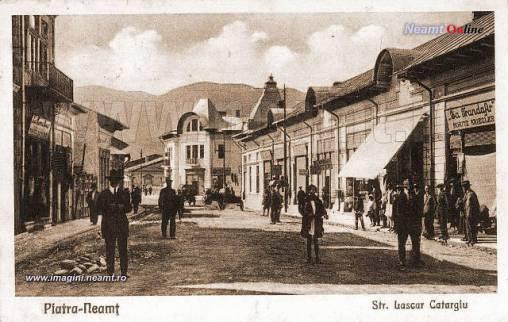 Piatra Neamt (vechi)_str Lascar Catargiu