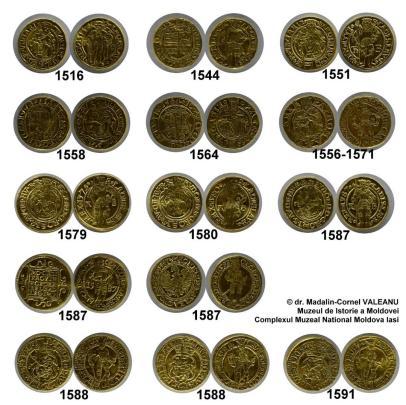 Monede de aur Frumoasa1