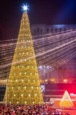 FOTO - https://www.facebook.com/BucharestChristmasMarket/