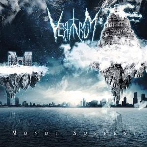 Cover VERATRUM - Mondi Sospesi CD