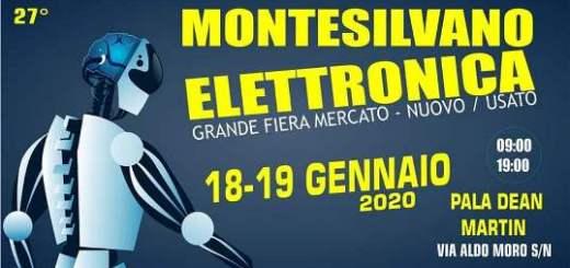 Torna a Montesilvano oggi e domani la fiera dell'elettronica foto