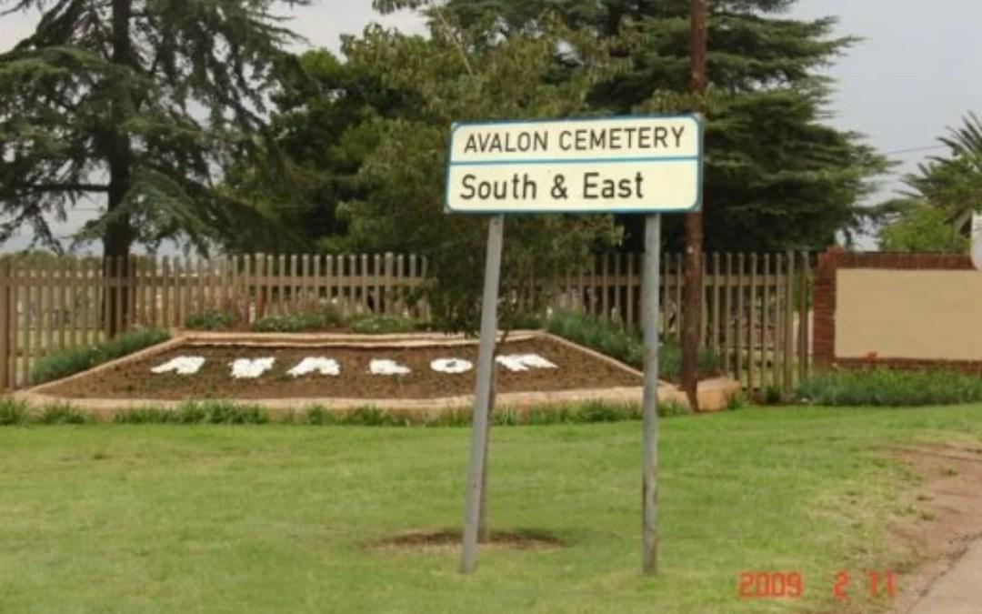 Lenasia Avalon Cemetery Closed on 15 Sha'ban due to COVID-19 Lockdown