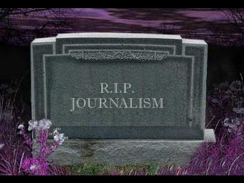 Did Covid-19 bring about the death of real Journalism?