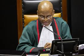 Africa4Palestine Lays Complaint Against Chief Justice Mogoeng Mogoeng for Remarks about Israel
