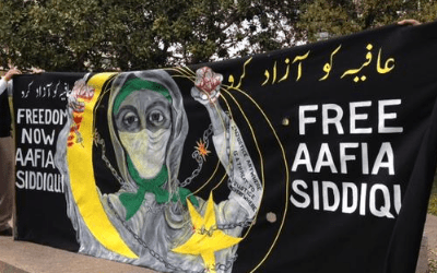 Dr Aafia Siddiqui under severe anxiety as Covid-19 spreads in Prison, where she is held