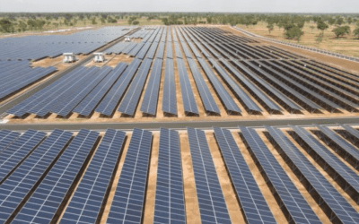 Clean Energy: Bokamoso Solar Plant goes into operation