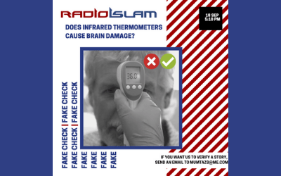 Fake Fact Check With Mumtaz On Radio Islam – 18 September 2020