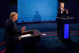 [LISTEN] Brooks Spector Unpacks Trump & Biden's First of Three Scheduled Debates Ahead of US Presidential Elections