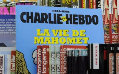 Charlie Hebdo Head of HR Claims Threats Forced her Out of Home