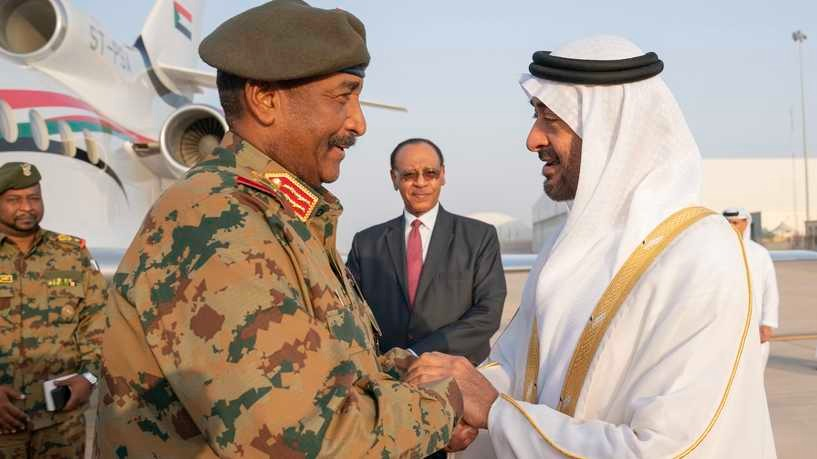 UAE Talks on Possible Normalization Agreement between Sudan and Israel
