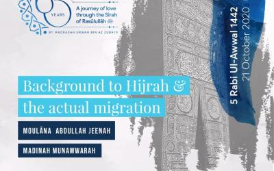 Background to Hijrah & the actual migration