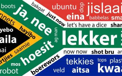 [LISTEN] Ekse, What's Vaaing On? Read this Story About What's Your Favourite SA Slang Words & Phrases