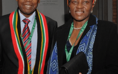 Health Minister Zweli Mkhize & wife test positive for COVID-19