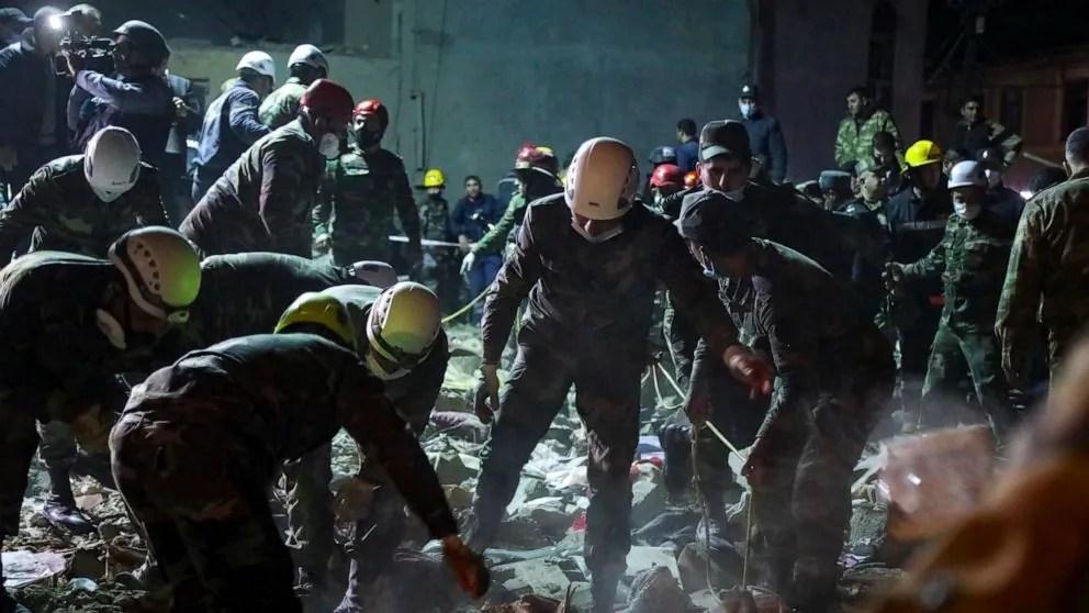 Azerbaijan Liberates Fizuli from Occupation