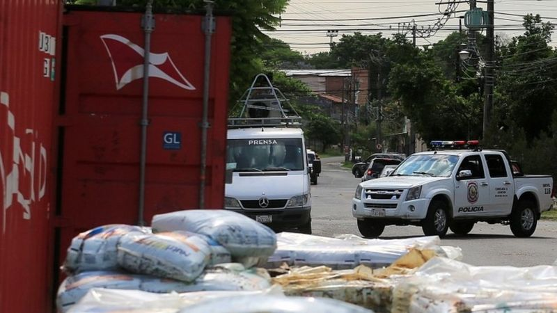 Seven Bodies in Container Shipment from Serbia Discovered in Paraguay