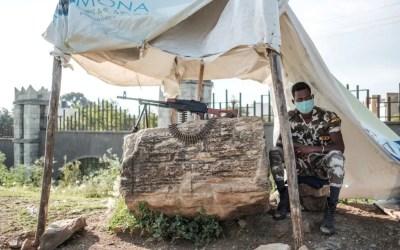 Ethiopia PM Abiy Ahmed Orders Military Response in Tigray