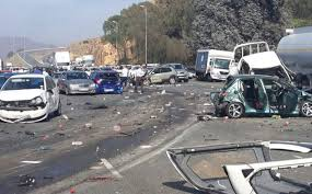 Festive Season Tips: What to do in a Car Accident