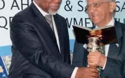 [LISTEN] Enver Surtee Pays Tribute to Dr RAM Saloojee