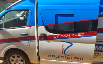 Radio Islam International & Islamic Medical Association Launch a Mobile Clinic in Lawley
