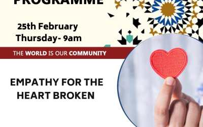 The Social Programme –  Empathy for the Heart Broken