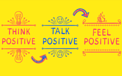 Think Positive, Talk Positive, Feel Positive