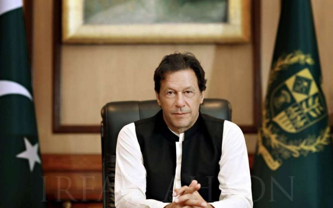Pakistan PM Imran Khan Wins Vote of Confidence