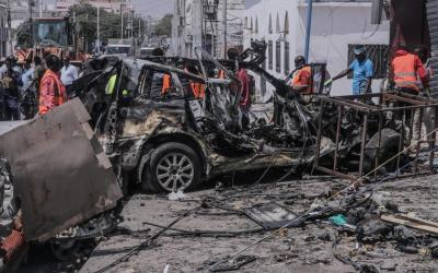 Somalia: Mogadishu Car Bomb Kills 20