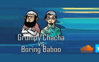 Grumpy Chacha vs Boring Baboo: Episode 6 – Burhaan Casoo goes to Akhalwaya's for the 1st time