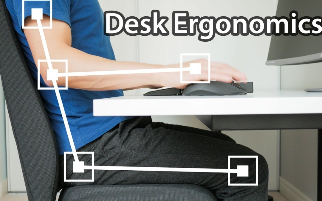 Workplace ergonomics, how to get it right